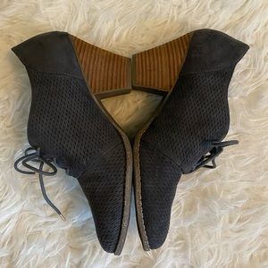 Dr. Scholl's Shoes - Dr. Scholl's Credit oxford ankle booties